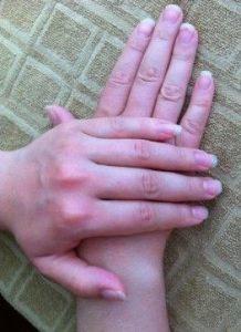 Como cuidar las manos