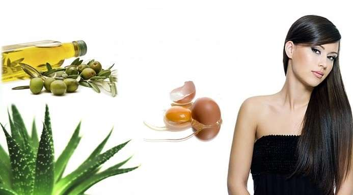 Tratamiento casero para el cabello maltratado